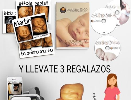 3 REGALOS CON TU SESIÓN 5D EXCLUSIVE
